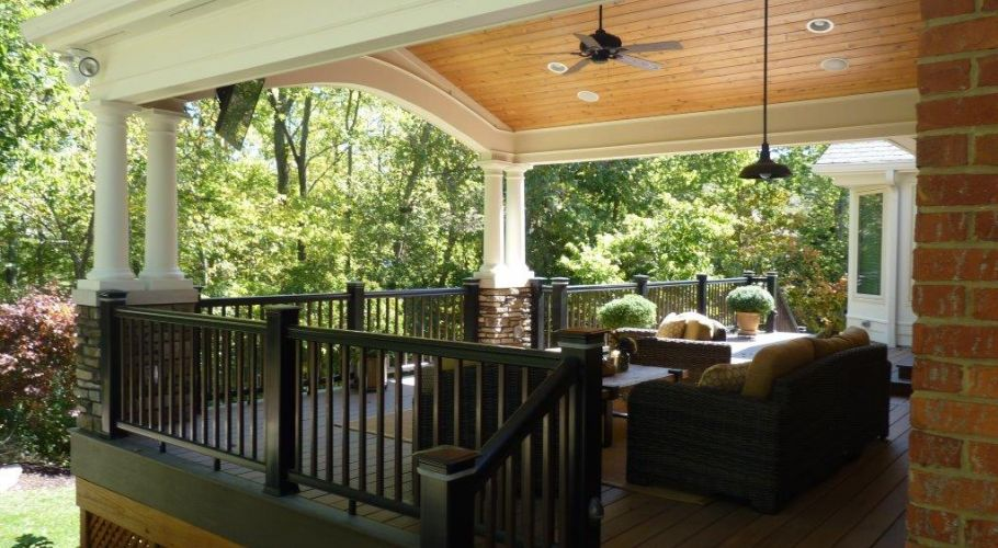 Decks by Boulder Construction