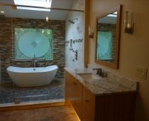 Baths by Boulder Construction